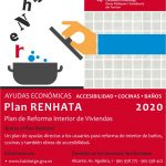 RENHATA 2020 PLAN: New public grants to renovate your home